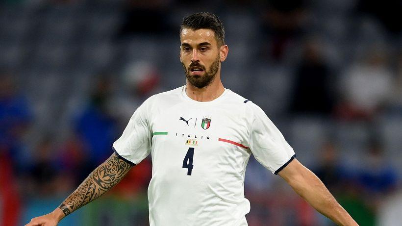 """Spinazzola e il mancato trasferimento all'Inter: """"Un'altra domanda?"""""""