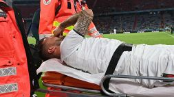 """Euro 2020, il medico di Spinazzola: """"Ecco quando torna"""""""