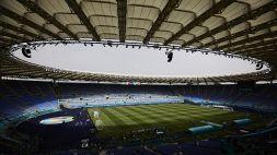 Ucraina-Inghilterra a Roma: biglietti annullati per i tifosi inglesi