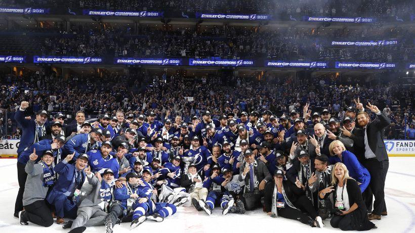 NHL 2021: tutte le partite della marcia vincente di Tampa Bay