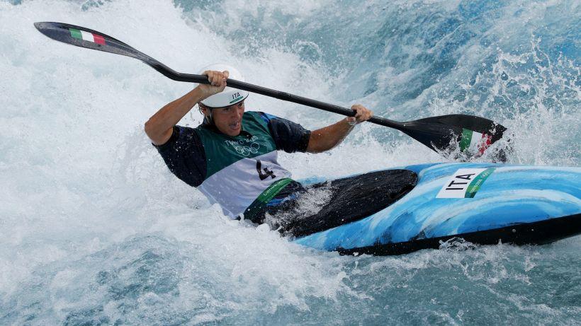 Tokyo 2020, Stefanie Horn quarta nella canoa slalom