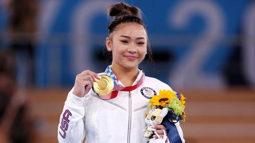 Tokyo 2020, Sunisa Lee oro nell'all-around individuale della ginnastica artistica