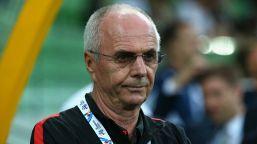 Eriksson riparte dalla Grecia: vicino l'accordo con l'SFK Pierikos