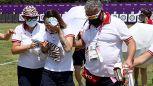 Tokyo 2020, è subito paura: atleta russa sviene durante la gara
