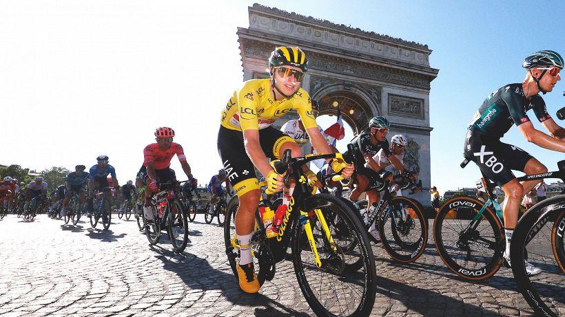 """Tadej Pogacar: """"Per la Vuelta devo valutare. Ora penso alle Olimpiadi"""""""