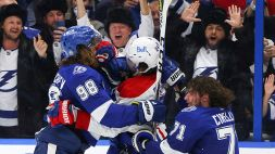 Stanley Cup: Tampa Bay vince anche gara 2