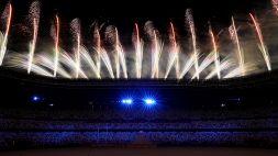 Tokyo 2020, la cerimonia d'apertura: le foto