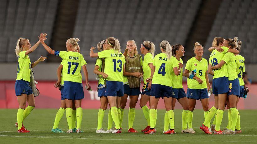 Tokyo 2020: si interrompe l'imbattibilità degli Stati Uniti nel calcio femminile