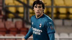 """Milan, obiettivo Scudetto. Tonali: """"Pensiero unico di tutta la squadra"""""""