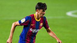 Trincao saluta il Barcellona: ufficiale il passaggio al Wolverhampton
