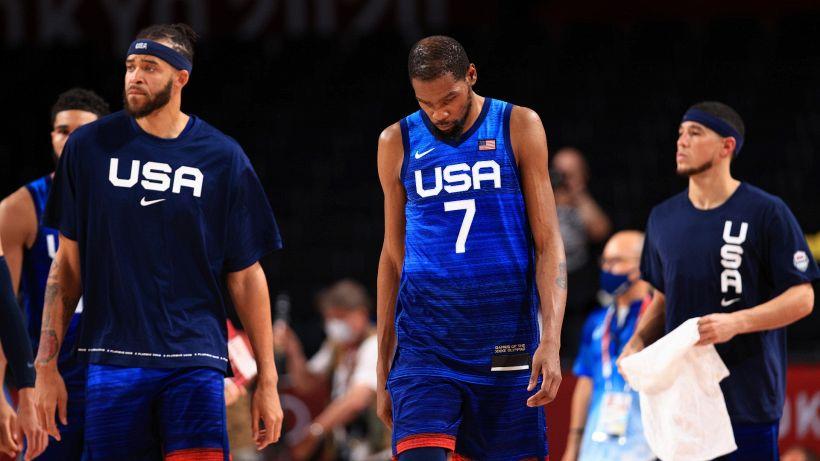 Tokyo, clamoroso: gli Usa del basket perdono dopo 17 anni