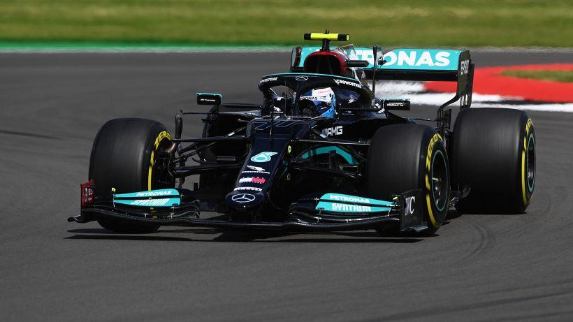 "F1, Valtteri Bottas: ""Domani sarà una sfida"""