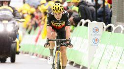 Tour de France, van Aert non si nasconde: nel mirino crono e Campi Elisi