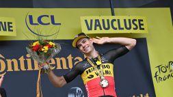 Tour de France, Van Aert vince contro le sue stesse aspettative