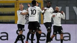 Covid-19, focolaio allo Spezia: salgono a 8 i giocatori positivi