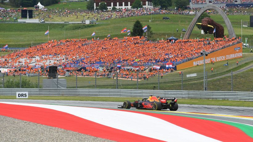 F1, GP d'Austria: trionfa un super Verstappen, rimonta Ferrari
