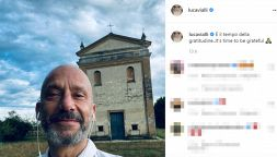 """Il gesto di Vialli dopo Euro 2020: """"E' il tempo della gratitudine"""""""