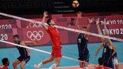 Tokyo 2020, volley: Italia sconfitta dalla Polonia