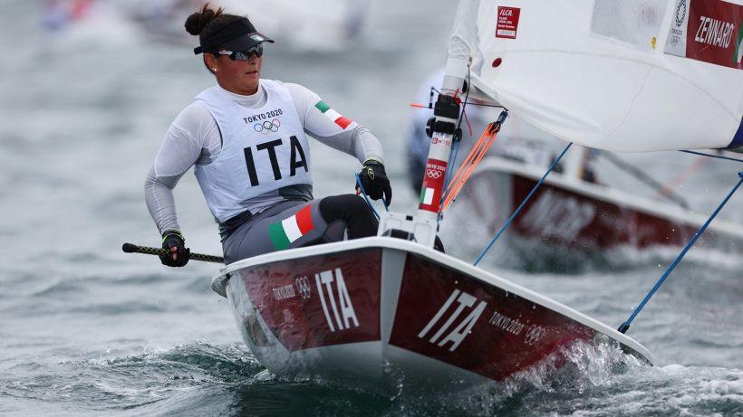 """Vela, Zennaro: """"Il mio obiettivo era entrare in Medal Race"""
