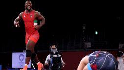 Tokyo 2020, Abraham Conyedo vince il bronzo nella lotta