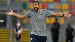 """Sassuolo, Alessio Dionisi dopo la sconfitta in amichevole: """"Buona prestazione"""""""