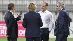 Juventus, spunta un'alternativa a sorpresa per il centrocampo
