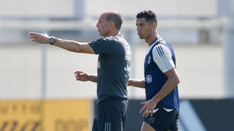 Juventus, nuovo retroscena su Ronaldo. E Allegri aspetta l'ultimo colpo