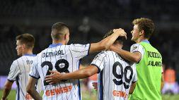 Torino-Atalanta 1-2: decide Piccoli al 93'