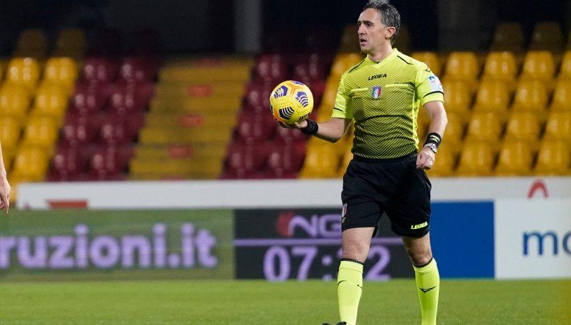 Chi è l'arbitro Aureliano di Bologna