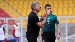 Il Lecce riparte da Cremona e punta un record storico