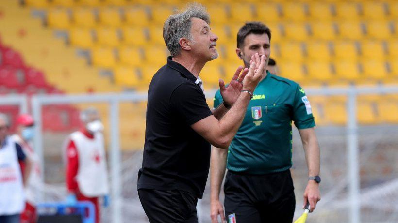 """Baroni non dimentica: """"A Benevento partita speciale"""""""