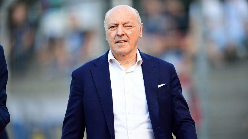 """Inter, Marotta: """"Bisogna dare un po' di tempo a Inzaghi"""""""