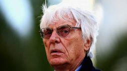 """F1, Ecclestone: """"Le gare in streaming non portano soldi"""""""