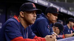 MLB: Red Sox ancora sconfitti, la crisi continua