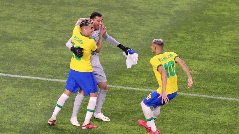 Tokyo, il Brasile vola in finale: Messico ko ai rigori