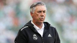 """Real Madrid, Ancelotti: """"L'Inter è forte e sta giocando bene"""""""
