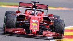 F1, prime libere Belgio: benino le Ferrari, Bottas davanti