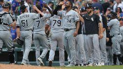MLB: i White Sox battono i Cubs nella sfida di Chicago