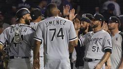 MLB, Chicago riapre la serie: Houston è sconfitta