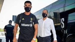 Juventus, Ronaldo in panca e Szczesny disastroso: Allegri spiega tutto