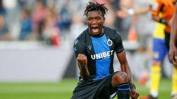 Venezia: ufficiale l'arrivo di Okereke dal Club Bruges