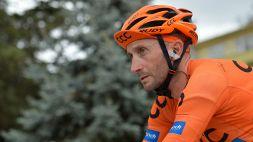 """Ciclismo, Rebellin: """"Intervento riuscito, 2 placche e qualche vite"""""""