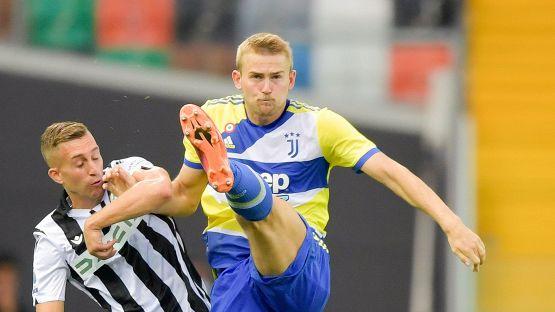 "Roy: ""De Ligt a fine stagione andrà via"""