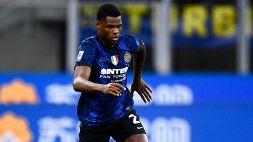 """Inter, Dumfries: """"Maicon punto di riferimento"""""""