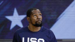 Tokyo 2020: super Durant, Stati Uniti in finale