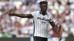 Serie A, l'Atalanta cerca un vice-Zapata: due i nomi
