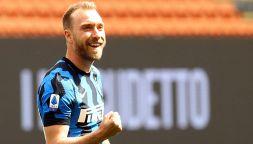 Eriksen a Milano: i test, l'incontro con Marotta, il futuro all'Inter