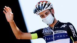 """Vuelta di Spagna, Aru: """"Oggi giornata davvero dura"""""""