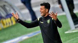 """Frosinone, Grosso: """"A Reggio servirà una grande prestazione"""""""