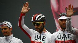 Ciclismo, Fernando Gaviria rinnova con UAE Team Emirates